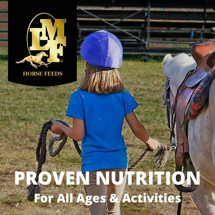 LMF Horse Feeds - Proven Nutrition For All Ages & Activities