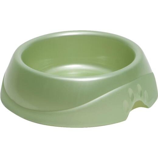 Petmate Circular Jumbo Designer Pet Food Bowl